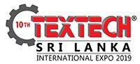 10th Textech Sri Lanka 2019 International Expo