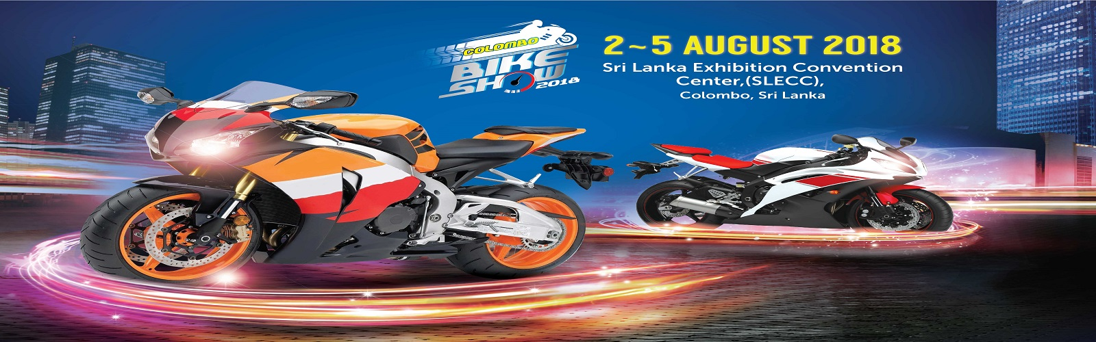 Colombo Bike Show 2018