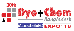 30th Dye+Chem Bangladesh 2018 Winter Edition International Expo