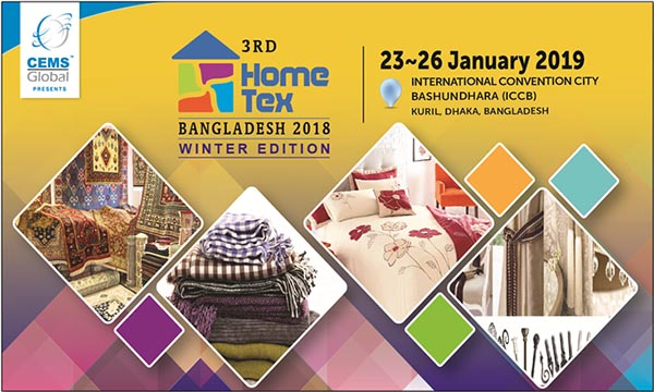 4th Home Tex Bangladesh International Expo 2021
